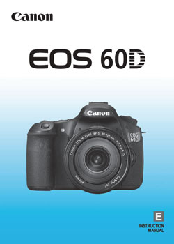Manual for the Canon 60D