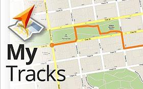 My Tracks - Google Android App