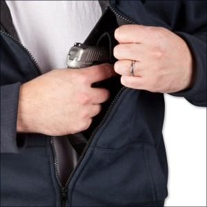 hoodie conceal carry