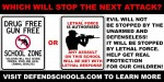 Gun Free Zones or Self Defense? Stop Leaving Schools Undefended