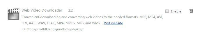 Web Video Downloader 2.2