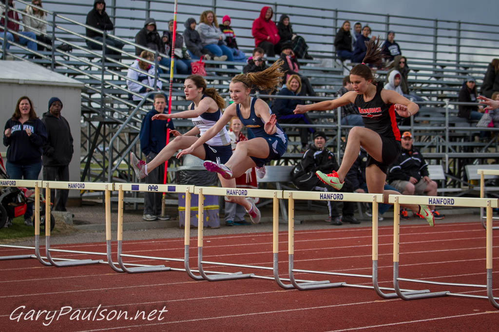 Girls 100m Hurdles