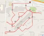 MapMyRide - Goal: Consecutive 10+ Mile Trikke Rides
