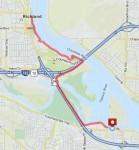 Trikke 10+ Mile Challenge – Day 3