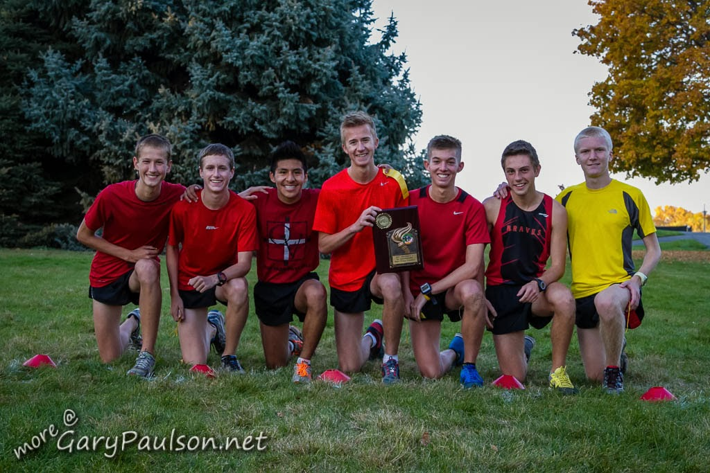 Kamiakin Boys - 3A Boys District Champions