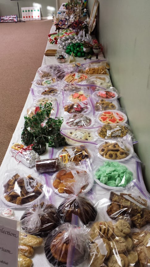 Confection Selection - Left Overs