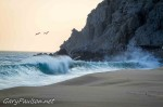 Amazing Ocean Waves at Cabo San Lucas