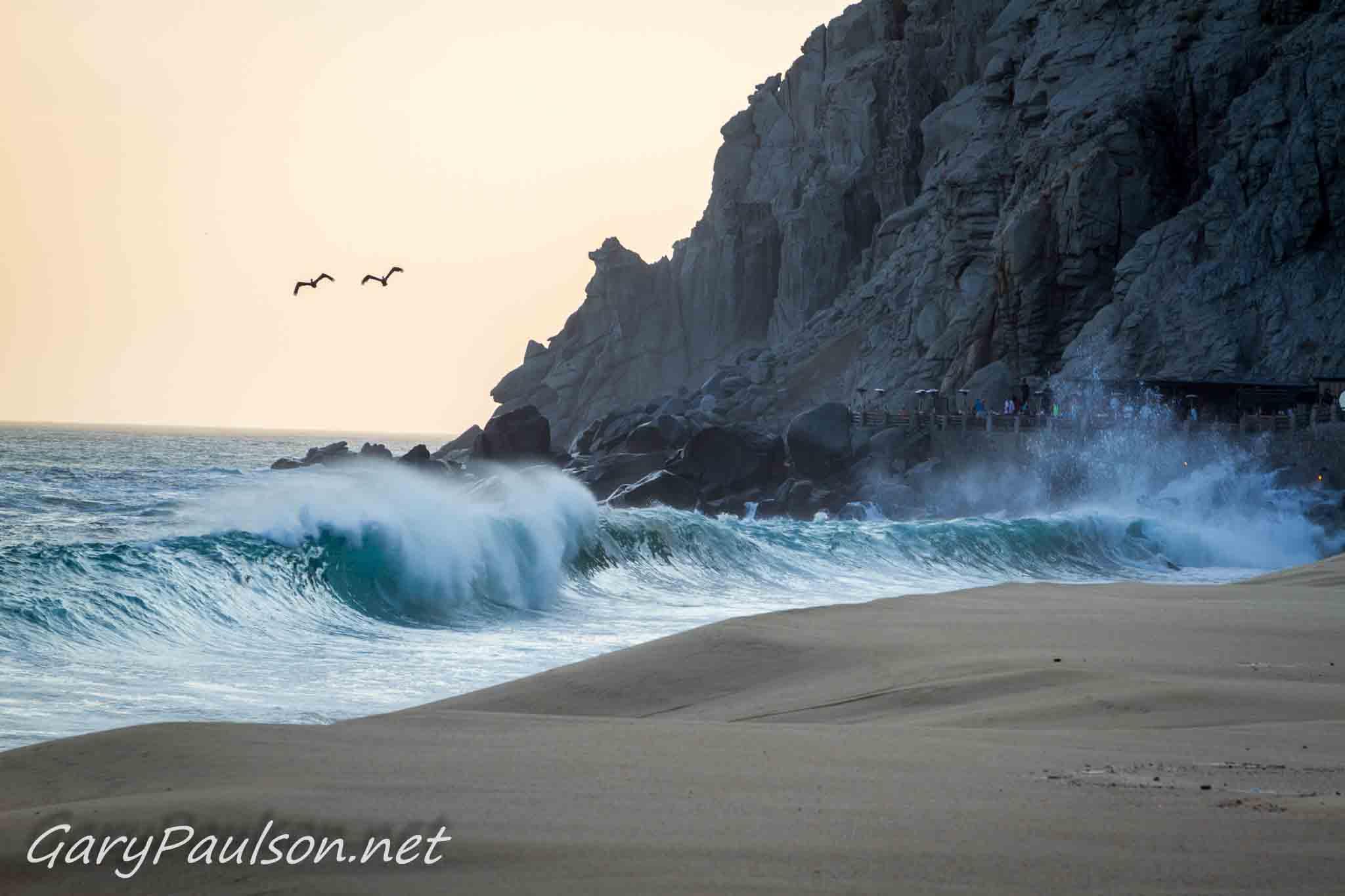 Cabo San Lucas Waves