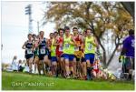 Photos: 4A Boys - Start - GSL/MCC Regional XC Championships