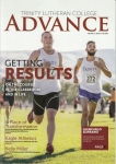 Justin Yoke & Trinity Advance Magazine