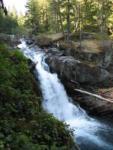 Mount Rainier - Silver Falls